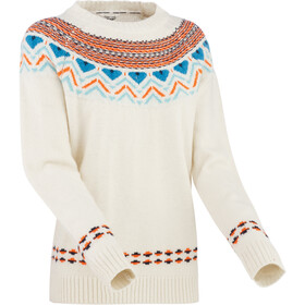 Kari Traa Sundve Knit Top Women, natural white